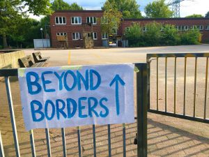 Beyond Borders International Youth for Refugees 2017